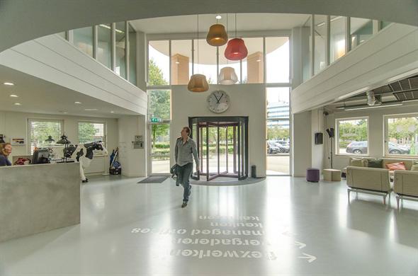 Het Nieuwe Kantoor : Hnk het nieuwe kantoor hoofddorp netherlands meetingselect