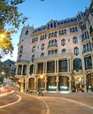 Hotel Casa Fuster Barcelona Barcelona Spain