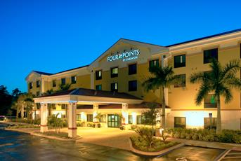 Four Points By Sheraton Fort Lauderdale Airport Cruise Port Fort Lauderdale United States Meetingselect Com