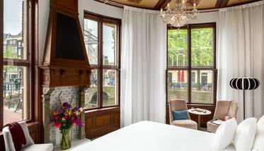 Nh Hotel Collection Amsterdam Doelen Amsterdam Netherlands